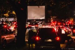 Kino samochodowe Uniwersytet Ekonomiczy w Krakowie