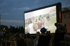 Letnie kino plenerowe w Warszawie