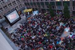 Juwenalia w Krakowie, Noc kinowa na Uniwersytecie Ekonomicznym