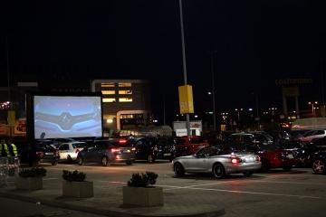 Kino samochodowe w Wałbrzychu