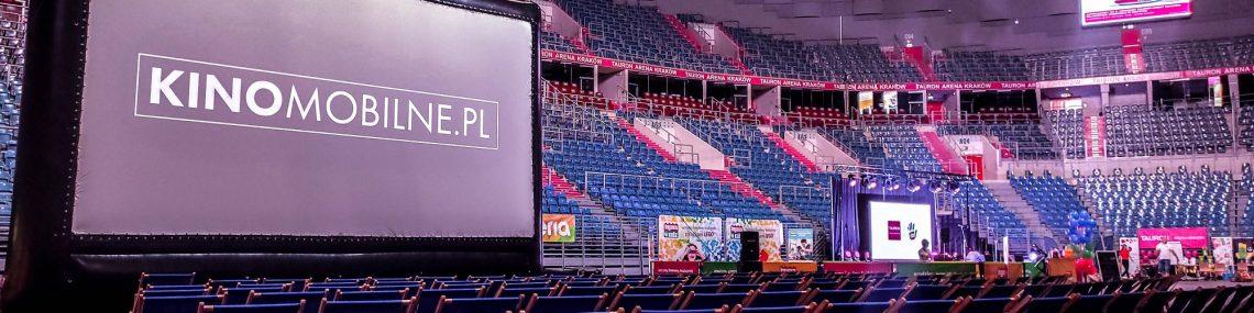 Urodziny Tauron Arena Kraków - pokazy filmowe